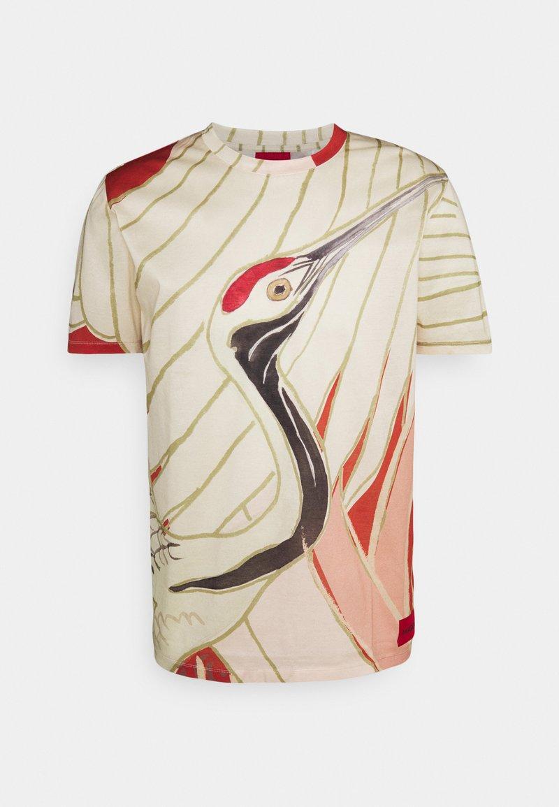 HUGO - DOBBIKO - Print T-shirt - open miscellaneous