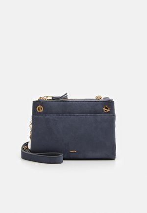 CROSSBODY BAG HORTENSIA - Across body bag - blue-grey