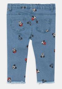 OVS - MINNIE - Slim fit jeans - faded denim - 1