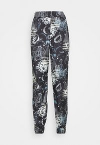Missguided - COSMIC - Tracksuit bottoms - navy - 0
