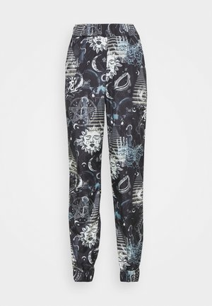 COSMIC - Tracksuit bottoms - navy