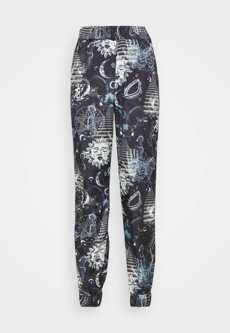 Missguided - COSMIC - Tracksuit bottoms - navy