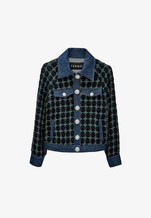 Light jacket - blue denim