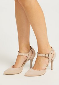 faina - Sandalen met hoge hak - nude - 0