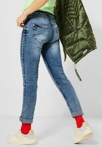 Cecil - Straight leg jeans - blau - 2