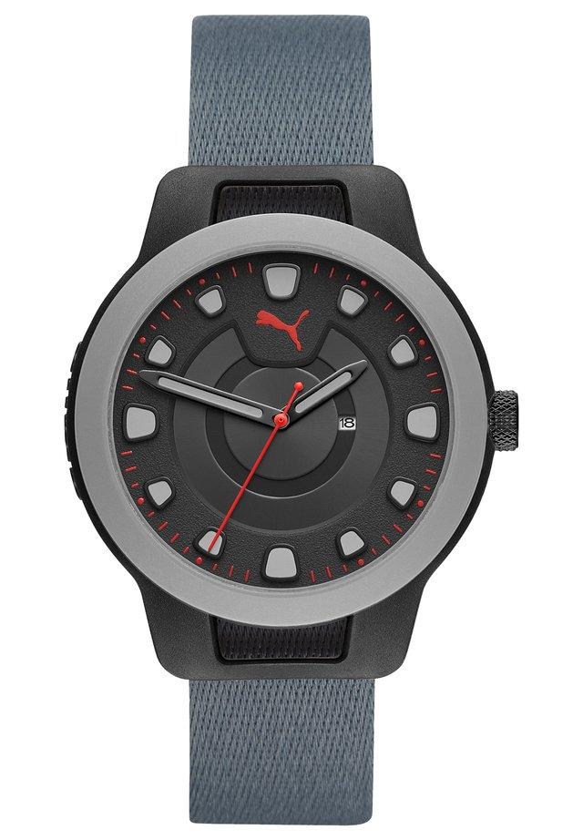 Watch - blue/red