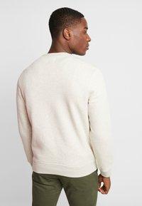 GAP - ARCH CREW - Sweatshirt - oatmeal heather - 2