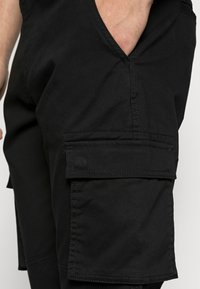 Only & Sons - ONSCAM STAGE CUFF - Cargobyxor - black - 4