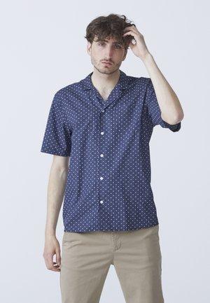 VALDE - Overhemd - dark blue