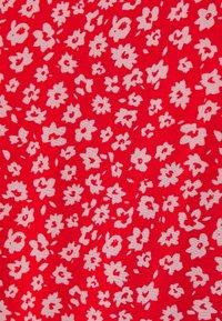 Anna Field Petite - Kjole - red/white - 2