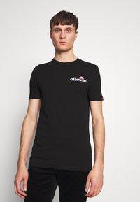 Ellesse - VOODOO - T-shirts print - black - 0