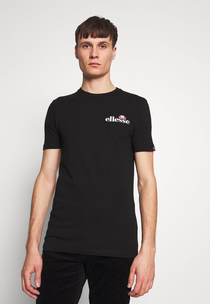 Ellesse - VOODOO - T-shirt print - black