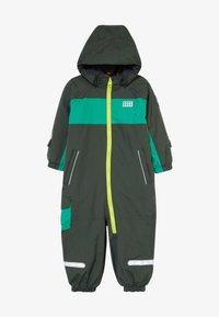 LEGO Wear - LWJULIO 707 SNOWSUIT - Snowsuit - dark green - 5