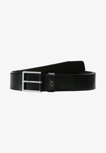 FORMAL BELT  - Belt business - black