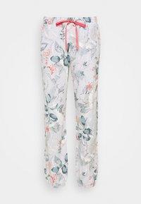 MIX MATCH TROUSERS - Pantaloni del pigiama - medium grey melange