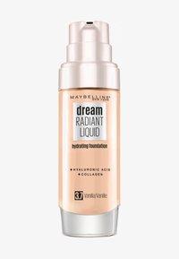 Maybelline New York - DREAM RADIANT LIQUID MAKE-UP - Foundation - 37 vanilla - 0