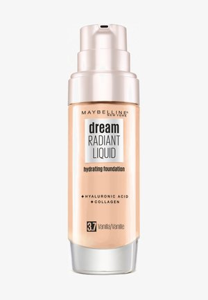 DREAM RADIANT LIQUID MAKE-UP - Fondotinta - 37 vanilla