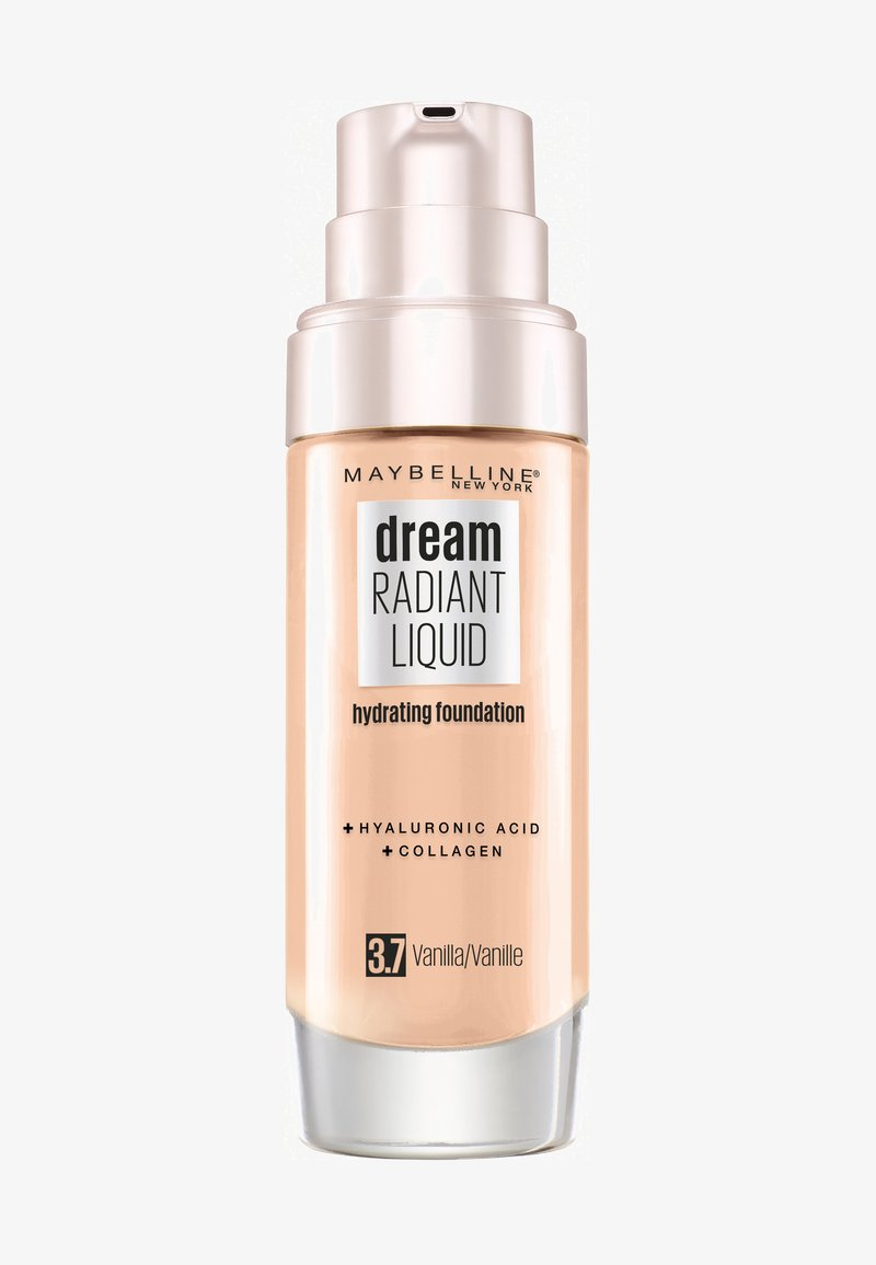 Maybelline New York - DREAM RADIANT LIQUID MAKE-UP - Foundation - 37 vanilla