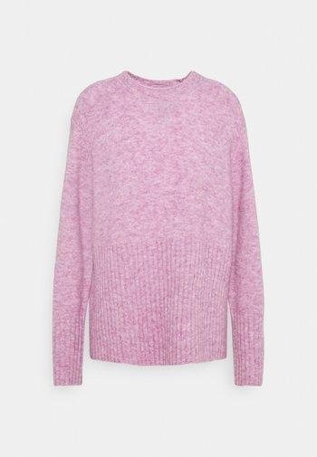 AUCUBA - Svetr - rose pink