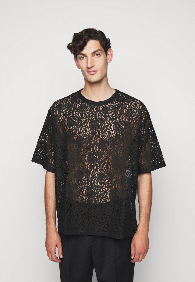 T-shirts print - nero