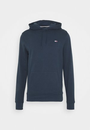FLAG GRAPHIC HOODIE - Luvtröja - twilight navy