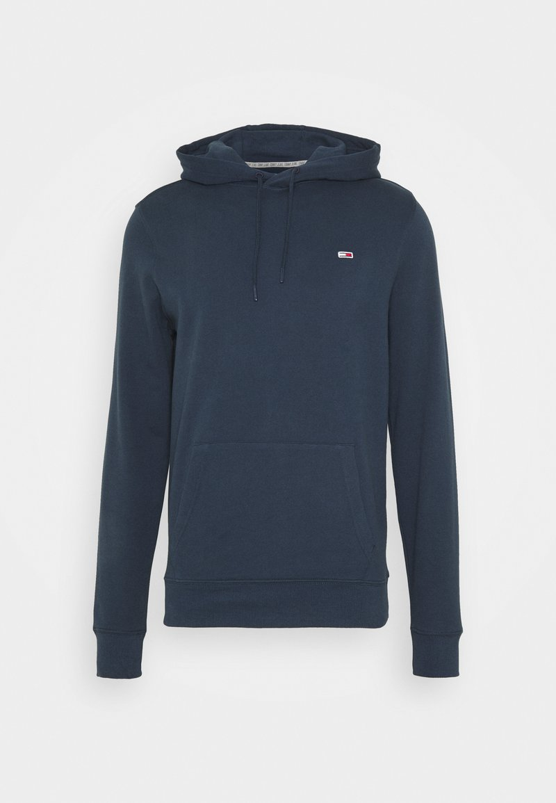 Tommy Jeans - FLAG GRAPHIC HOODIE - Sweat à capuche - twilight navy