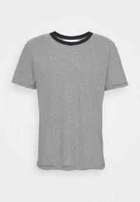 Iro - TAYLER - Print T-shirt - black/white - 4