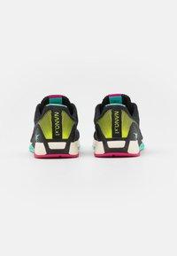Reebok - NANO X1 GROW - Sports shoes - core black/pursuit pink/pixel mint - 2