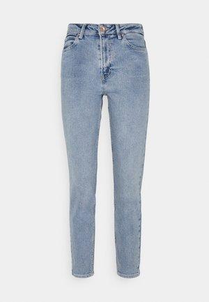 JDYKAJA LIFE  - Jeans straight leg - light blue denim