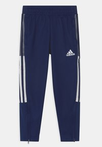 adidas Performance - TIRO UNISEX - Tracksuit bottoms - team navy blue - 0