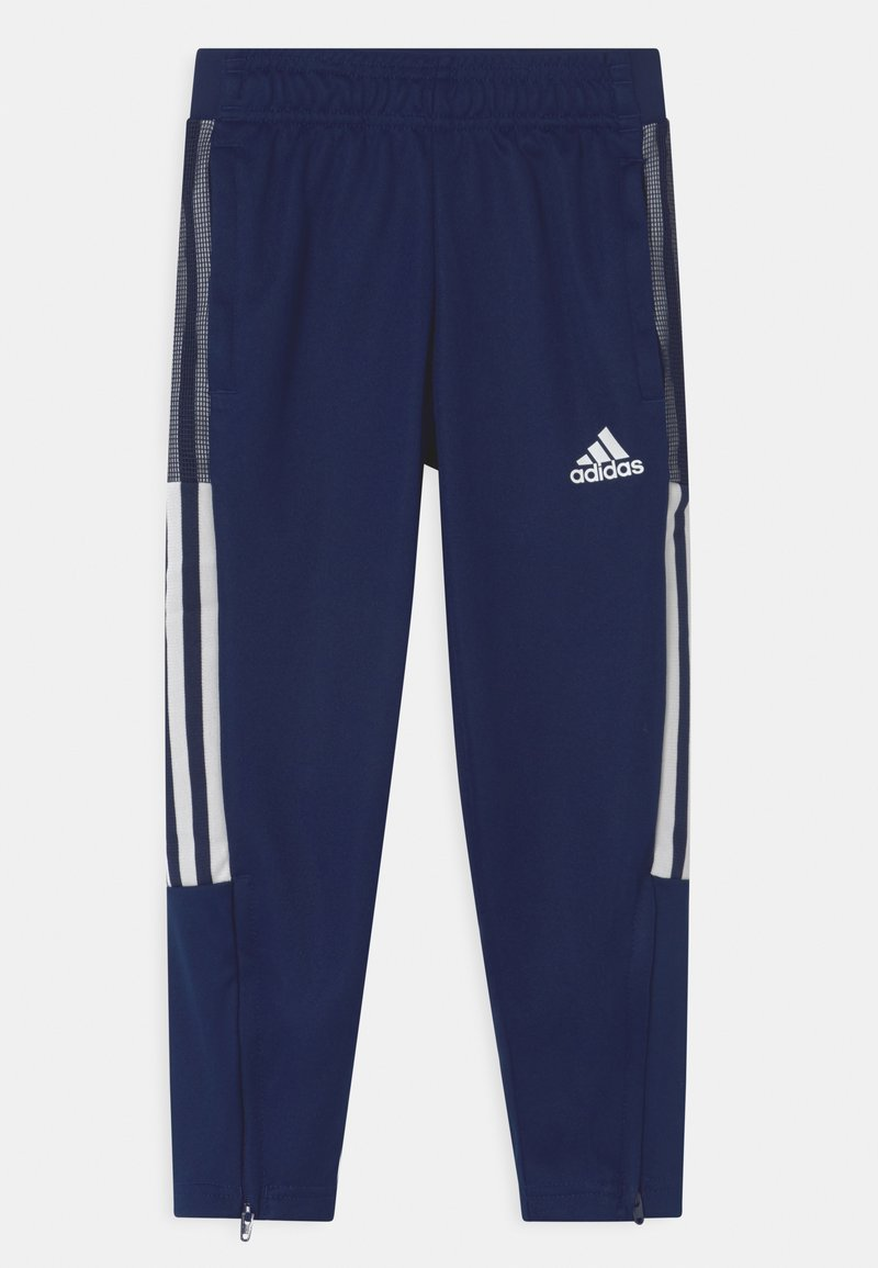 adidas Performance - TIRO UNISEX - Tracksuit bottoms - team navy blue