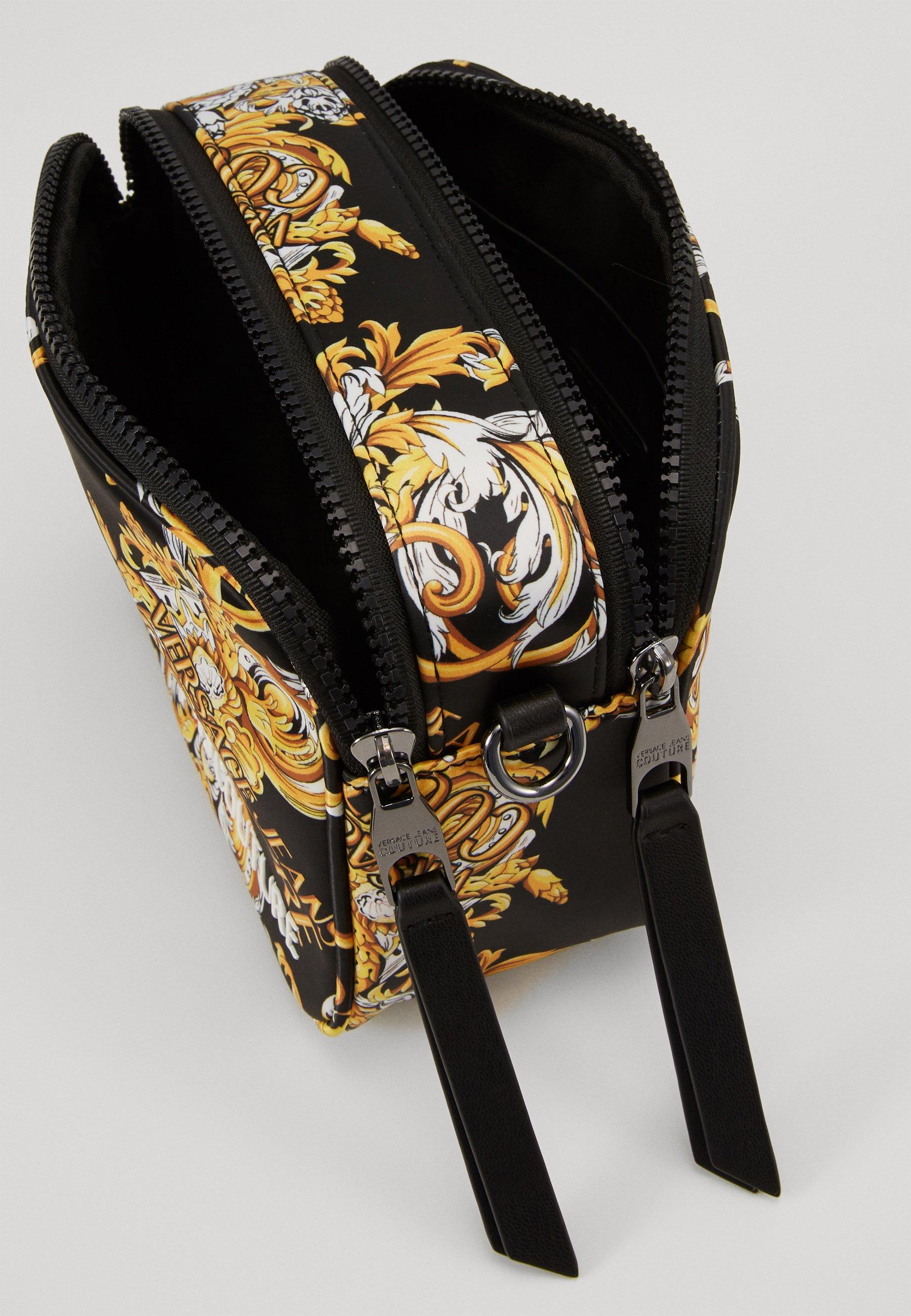 Versace Jeans Couture CAMERA BAG - Skulderveske - multi-coloured/flerfarget e1fHlNQeIUrPUSo