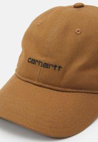 Carhartt WIP - SCRIPT UNISEX - Gorra - rum/black - 3