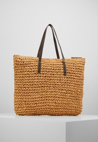 Anna Field - Tote bag - beige/brown - 2