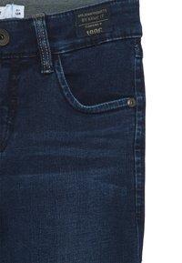 Name it - NKMSILAS TOGO 86 PANT - Straight leg jeans - dark blue denim - 2