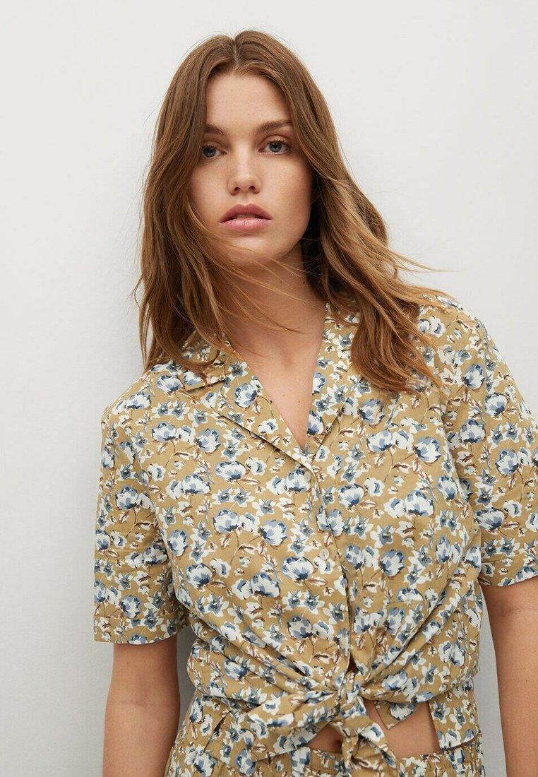 Women KATOENEN - Button-down blouse