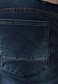 No Excess - Denim shorts - denim - 3