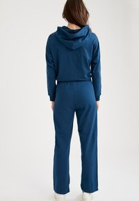 DeFacto - Tracksuit bottoms - navy - 1