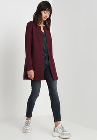Vila - VINAJA NEW LONG JACKET - Summer jacket - winetasting - 1