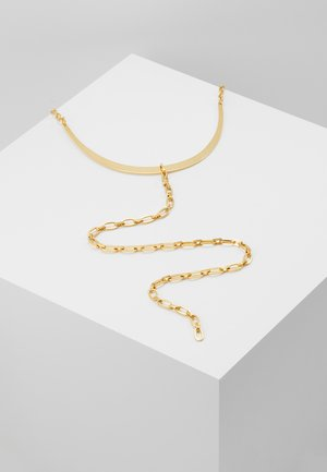 Smykke - gold-coloured