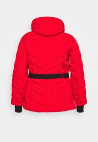 MICHAEL Michael Kors - SHORT BELTED - Winter jacket - red - 2