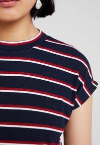 Mavi - STRIPE - Print T-shirt - dress blue - 5