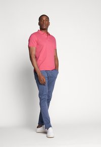 GANT - THE ORIGINAL RUGGER - Polo - bright pink - 1