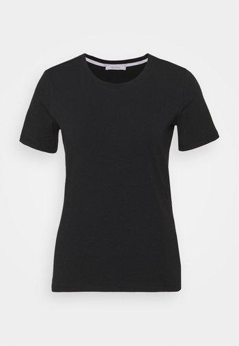 VAGARE - Basic T-shirt - nero