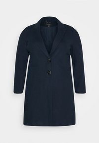 CAPSULE by Simply Be - SINGLE BREASTED COAT - Classic coat - navy - 5