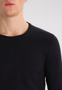 Blend - Long sleeved top - black - 3