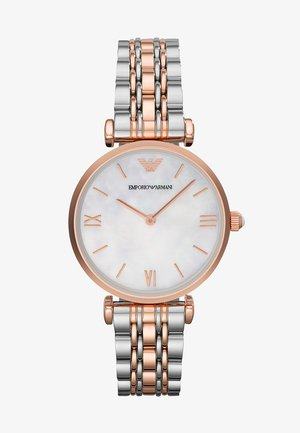 Orologio - silver-coloured/rosègold-coloured