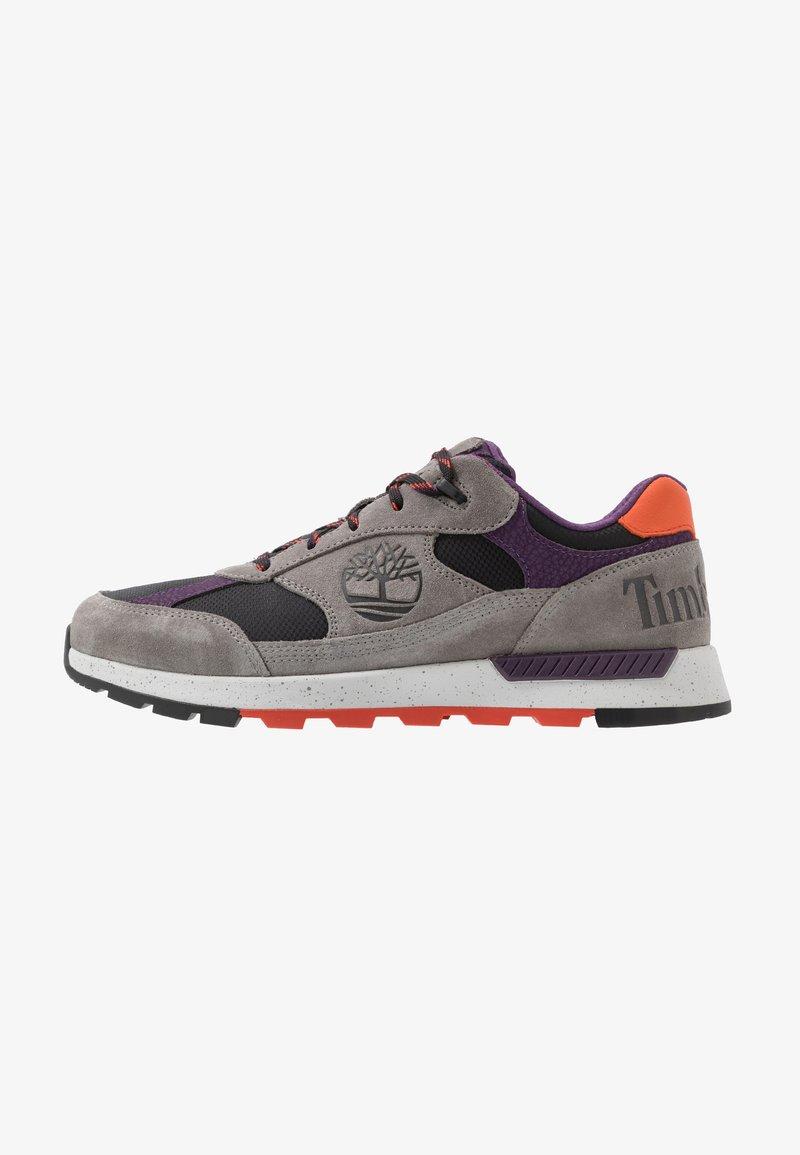 Timberland - FIELD TREKKER - Sneaker low - mediun grey