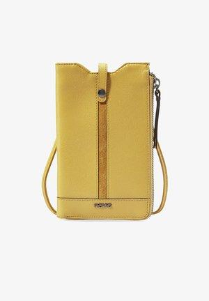 Phone case - gelb