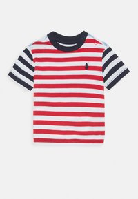 Polo Ralph Lauren - Print T-shirt - evening post red/multi - 0